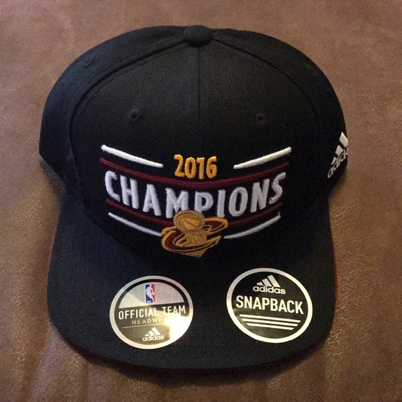 51cfef5b992 Adidas Cleveland Cavaliers Championship Snapback. Boutique. adidas.  20   32. Size